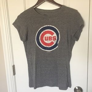 Cubs Fitted Tee